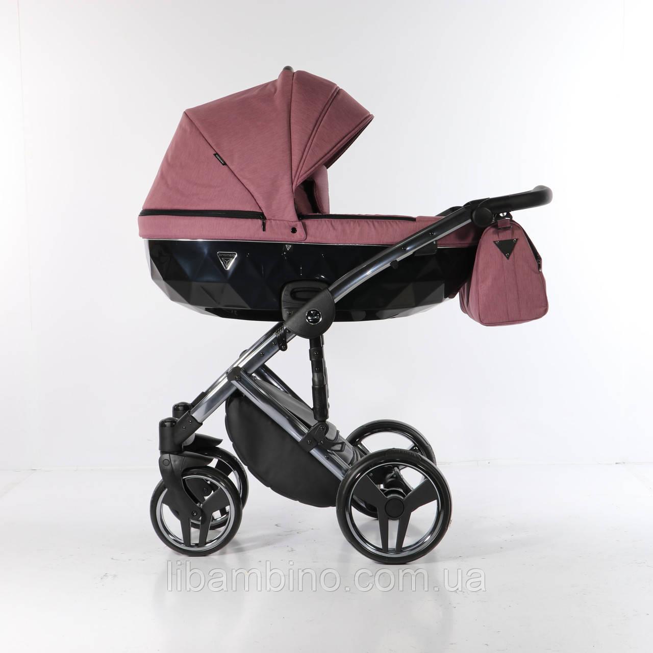 Дитяча універсальна коляска 2 в 1 Junama Saphire 04