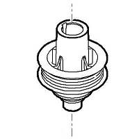 Ременный шкив Viking для культиваторов HB 445, HB 560, HB 585 (6241-711-1200)