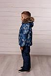 Комплект, комбинезон зимний для мальчика, фото 5