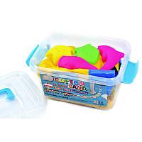 """Нано кинетический песок """"Magic Sand"""" 1000 гр в боксе MCS-1000-2, развивающая игрушка, подарок ребенку"""