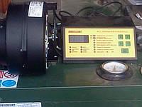 Контролер (регулятор температури) і припливний вентилятор
