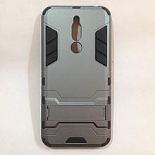Чехол для Meizu M6T Terminator Grey