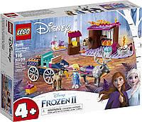 Lego Disney Princesses Дорожные приключения Эльзы (41166)
