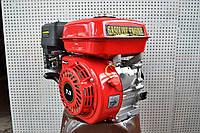 Двигатель бензиновый 168F 7 л.с вал 19 мм шпонка