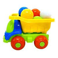 Машина Шмелек М, с 7 шариками (10шт/уп)