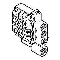 Корпус блока клапанов Stihl для RE 108, RE 118, RE 128 (4765-701-1200)