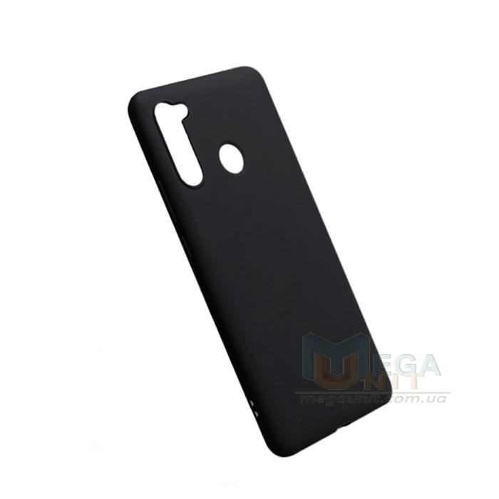 Силиконовый чехол для Xiaomi Redmi Note 8 с матовым покрытием