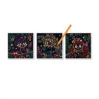 """Набор гравюр DoDo """"Русалки"""" 300216, развивающая игрушка, подарок ребенку"""