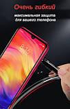 Противоударный черный TPU чехол PZOZ для Xiaomi Redmi Note 7 / Note 7 Pro / + Cтекла, фото 8