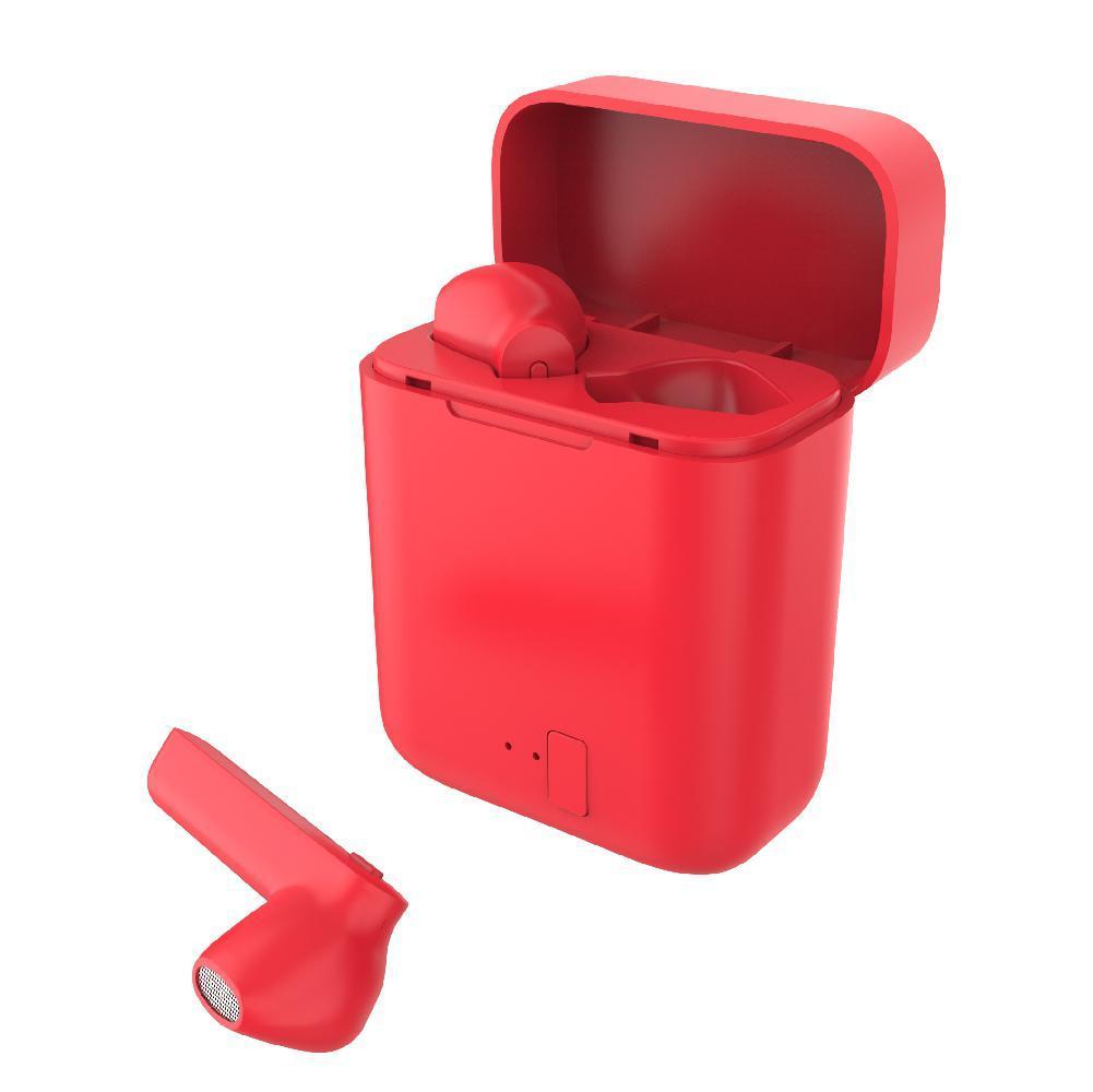 """Беспроводные наушники """"ZW-T6"""" Bluetooth Red"""