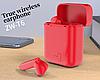 """Беспроводные наушники """"ZW-T6"""" Bluetooth Red, фото 3"""