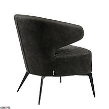 Кресло Keen лаунж нефтяной серый TM Concepto, фото 3
