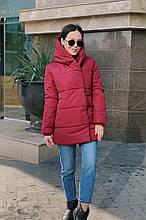 Зимняя куртка женская Плотная  плащевка на синтепоне В наличии 6 цветов