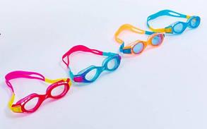 Очки для плавания детские SPEEDO FUTURA BIOFUSE JUNIOR (поликарбонат,термопластичная резина, силикон)