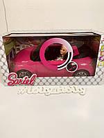 Кукла 6633 с машиной