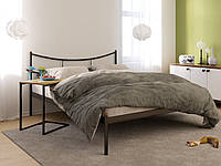 Кровать металлическая Сакура