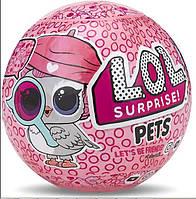 Кукла L.O.L. Pets S4 серия Секретные месседжи Мой любимец Питомец (552093)