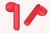 """Беспроводные наушники """"ZW-T6"""" Bluetooth Red, фото 4"""