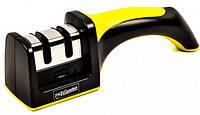 Точилка для ножей Maestro 2 в 1 Желтая (MR1492)