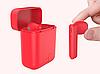 """Беспроводные наушники """"ZW-T6"""" Bluetooth Red, фото 2"""