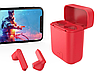 """Беспроводные наушники """"ZW-T6"""" Bluetooth Red, фото 6"""