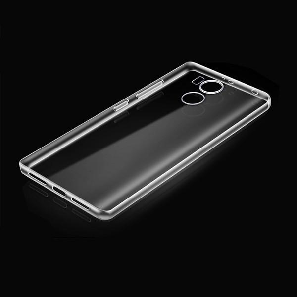 Ультратонкий 0,3 мм чехол для Xiaomi (Ксиоми) Redmi 4 (прозрачный)