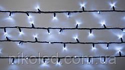 Гирлянда DELUX STRING 200LED/flash 20м внешняя белый цвет