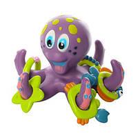 Детская игрушка для купания Осьминог-кольцеброс HS6301