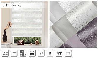 Рулонні штори День-Ніч BH 115 (3 варіанта кольору)