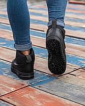 Мужские зимние кроссовки в стиле Nike Lunar Force 1 Duckboot с мехом (42, 44, 45 размеры), фото 3