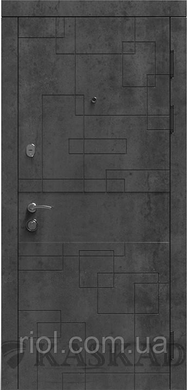 Дверь входная Лабиринт серии Эталон ТМ Каскад