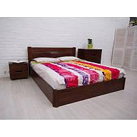 Кровать Микс Мебель Мария Айрис с подъемным механизмом (буковый щит)