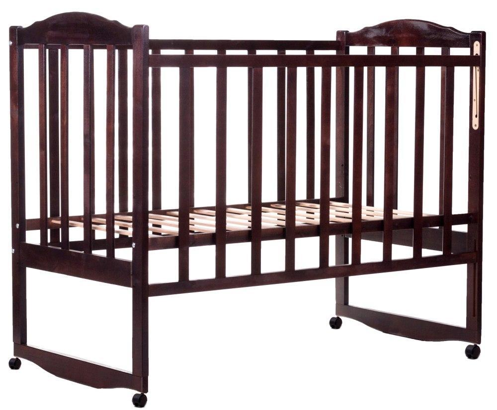 Кровать Babyroom Зайчонок Z103  венге, фото 1