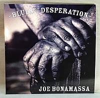 CD диск Joe Bonamassa - Blues Of Desperation