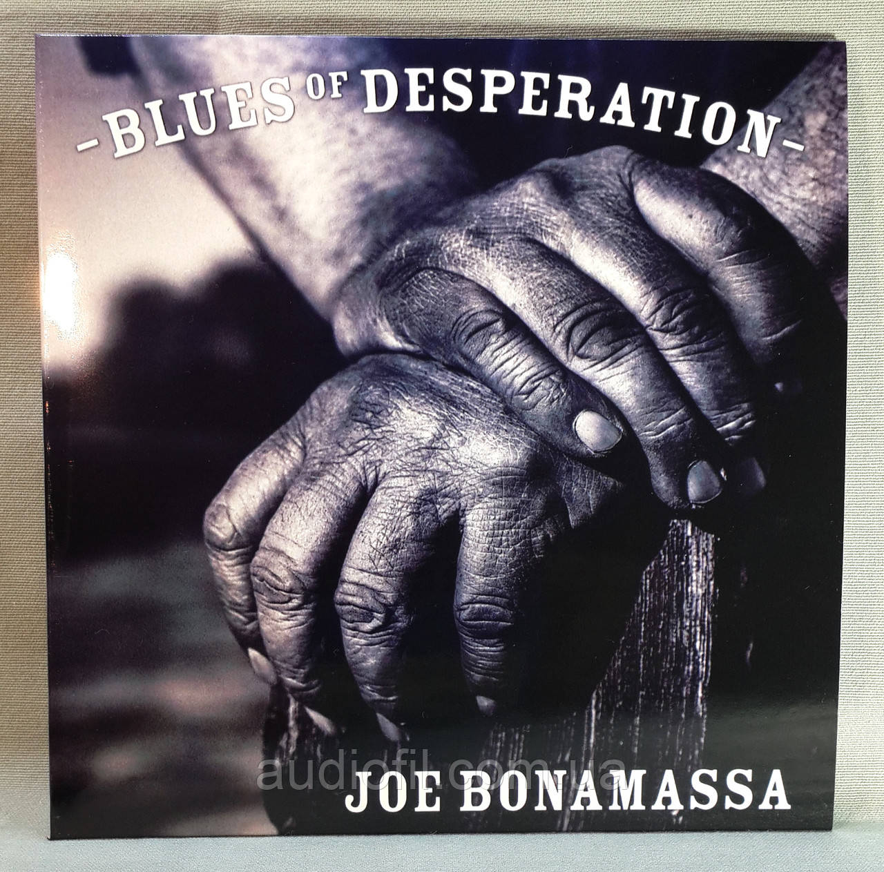 CD диск Joe Bonamassa - Blues Of Desperation, фото 1