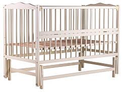 Кровать Веселка маятник, откидной бок DVMO-2 бук 622003
