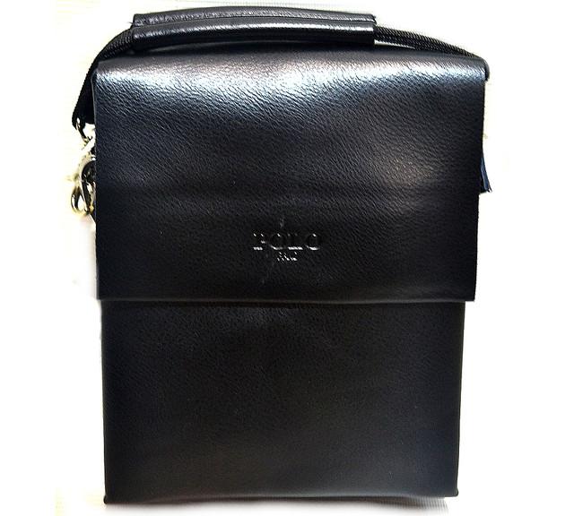Сумка мужская планшетка из кожзама Polo B886-3