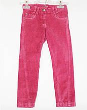 Детские утепленные джинсы для девочки Melby Италия 13571732 Розовый