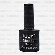 Гель лак для ногтей Bluesky Shellac color 10мл
