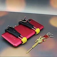 HOCO Winner GM1 игровые двойные триггеры (курки, джойстики, геймпад, контроллеры) для телефона
