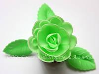 Вафельные цветы «Розы большие сложные салат» 28 шт