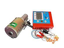 Привід медогонки електричний – 12V (металевий пульт, 9 програм) – Модель 2
