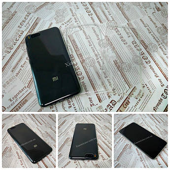 Ультратонкий чехол для Xiaomi (Ксиоми) Mi6 прозрачный