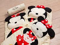 Микки Маус -детский спальник-слипик
