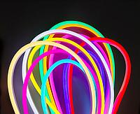 Светодиодный гибкий неон 12V, RGB IP68, 6х16мм