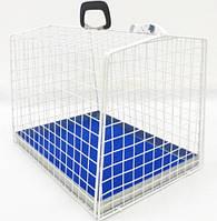 Клетка-переноска Croci №2 крашеная,32,5*30*40