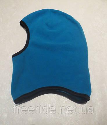 Детская флисовая балаклава подшлемник (50-51) СТОК, фото 2