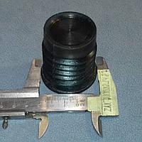 Клапан №2 (D=48мм; d=39мм; Н=55мм) для стиральной машины полуавтомат типа Сатурн