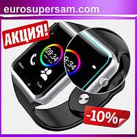 Смарт часы A1 Умные часы Smart Watch A1 SIM-карта камера, смарт вотч А 1, смарт-часы часы часи розумні
