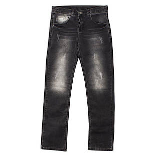 Темные джинсы для мальчиков